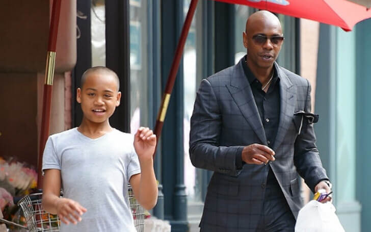 ibrahim chappelle dave chapelle s son bio age mother siblings biography talks ibrahim chappelle dave chapelle s son